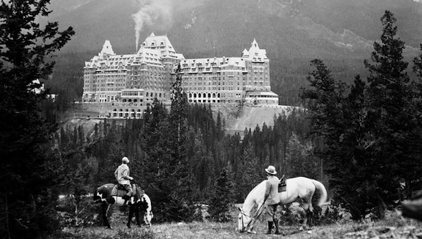 The Banff Springs Hotel Ghost Bride Story Gts