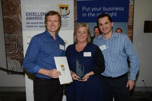 Gold Coast Business Award Winners for the month of August.