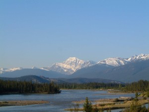 Mt. Edith Cavel