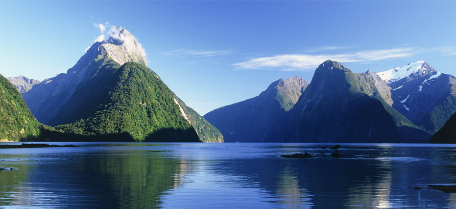 An Icon – A Natural Wonder – A Beautiful Thing – The Milford Sound.