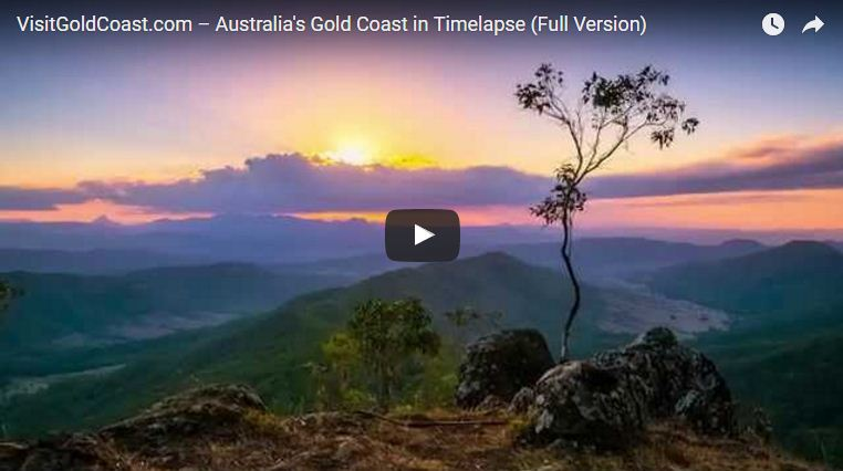 STUNNING IMAGERY OF THE GOLD COAST IN 4 MINTUES